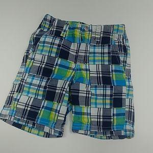 IZOD Plaid Shorts